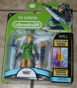 World of Nintendo Legend of Zelda Skyward Sword Link 1-1 Act