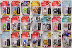 World of Nintendo 2.5 inch Action Figures Sealed - YOUR CHOI