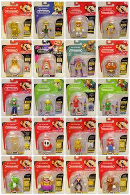 World of Nintendo 4.5 inch Action Figures Sealed - YOUR CHOI