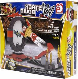 WWE Wrestling Stack Down Universe Building Toy Set #21001 Hi