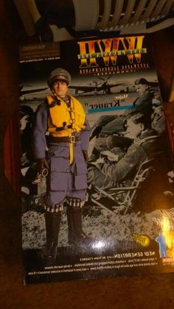 ELITE FORCE WW2 1/6  Luftwaffe Commander Major Krauer -NIB