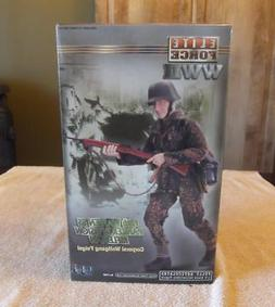 Elite Force WW2 12th Waffen SS Panzer Division Rifleman acti