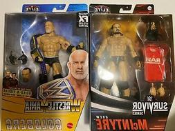 WWE action figure Lot Elite Survivor Series Drew McIntyre Wr