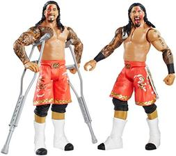 WWE Battle Pack Series #32 - Jimmy Uso vs. Jey Uso Action Fi