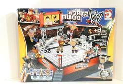 WWE C3 Stackdown Ring Building Set John Cena The Miz Univers