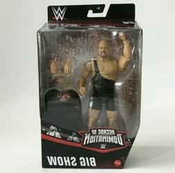 WWE Mattel Elite Collection Decade Of Domination THE BIG SHO