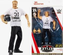 WWE ELITE PAT PATTERSON WRESTLING ACTION FIGURE MATTEL BRAND