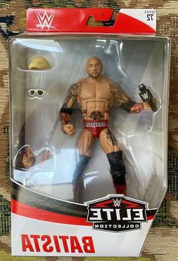 WWE Mattel Elite Series 72 Batista Figure, Flashback, Basic