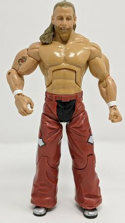 WWE Jakks Deluxe Aggression Shawn Michaels Wrestling Action