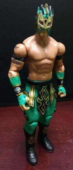 WWE: Kalisto Basic Series 68 Wrestling Action Figure Lucha D