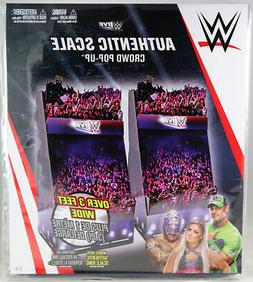 WWE Live Crowd - Pop Up Wrestling Action Figure Accessories