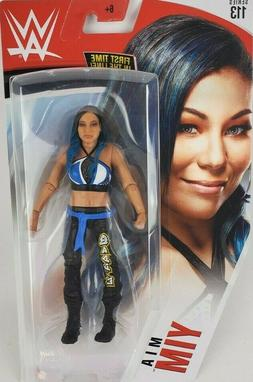 WWE Mia Yim Series 113 Basic Action Figure Mattel