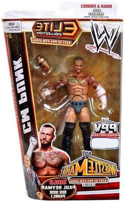 WWE Best of Pay-Per-View Elite Collection CM Punk Action Fig