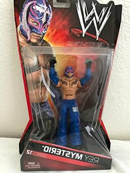 WWE Rey Mysterio series 12 action figure lucha libre