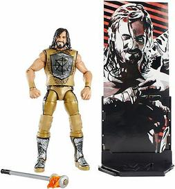 wwe seth rollins action figure elite 57