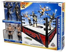 WWE Wrestling Superstar Rings Tornado Tag Team Exclusive Act