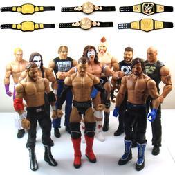WWE WWF NXT Wrestling Kid Child Toys Mattel Action Figures W