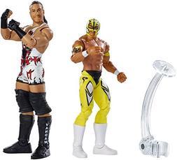 WWEBattle Pack Series #33: Rob van Dam vs. Rey Mysterio Acti