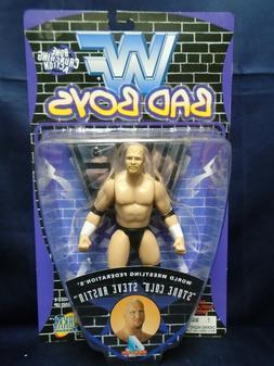 WWF Bad Boys Series 4 Steve Austin Bone Crunching Action Fig