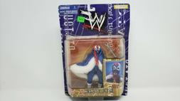 WWF DTA Tour 2 Blue Blazer Figure