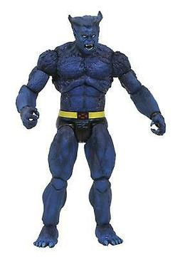 X-Men Marvel Select Beast Action Figure Diamond Select Toys