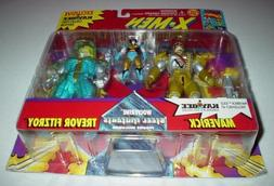 X-Men: Special Metallic Edition: Maverick, Wolverine and Tre